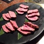 焼肉 うしごろ - ・カイノミのステーキ