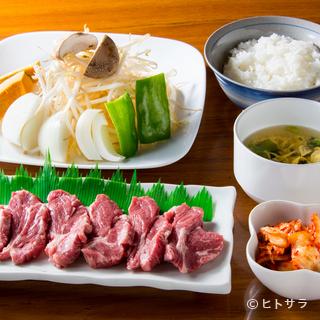 脂肪が吸収されにくく、体に吸収されやすい鉄分を多く含む肉料理