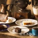カフェ・ド・ラペ - 素材にこだわり、ていねいに時間をかけて作った手作りケーキ