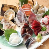 西一条 魚金 - 各店、当日のおすすめメニューがございます。