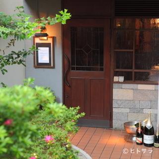 神戸の山の手。洗練された土地にこそ相応しい隠れ家
