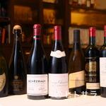 La Cime - ブルゴーニュをはじめフランス全土から集めたワインを用意