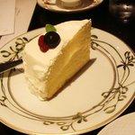 宮越屋珈琲 - お薦めはチーズケーキだったけど・・・