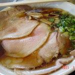 味平 - チャーシュー麺UP