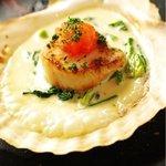 オリカサ - 大好評!北海道野付半島産・天然帆立貝のポワレ