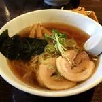 わをん - 料理写真:ラーメン醤油 680円