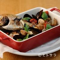 トレ - 明石の魚介や契約農家直送の有機野菜を「やさしい」調味で