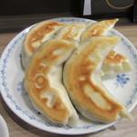 開楽 - 「餃子5個」