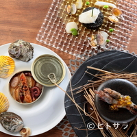 シクラメンテ - シェフの感性を取り込み、モダンに仕上げたシチリア料理