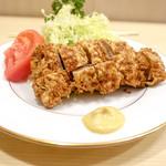 とんき - 料理写真:ヒレカツ