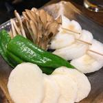 犇郷 - 野菜やき