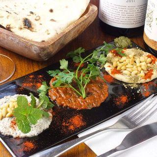 有機野菜、減農薬野菜で作るイスラエル料理