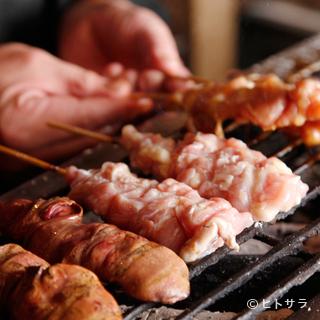 口に広がる肉汁と美しい赤身、新鮮さと旨みにこだわり厳選