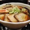麺屋 団長 - 料理写真:男の黒ラーメン チャーシュー盛り