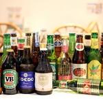 サクラカフェ神保町 - 世界のビールさまざま取り揃えています!!!