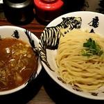 麺屋武蔵 鷹虎 - つけ麺❗