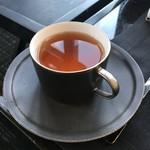 ザ・ラウンジ byアマン - 紅茶