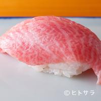 銀座寿司幸本店 - 日本近海ものならではの品格を誇る『マグロ』
