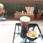 ねずねこ - 紙コップで非常に残念です   ま 桜祭りで 忙しいからの仕方ないですね