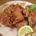 わらべ - 和食の料理人が作る唐揚げは一味違う!