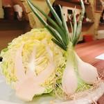 トラヴァリーノ - 新潟河合農園直送、旬のオーガニック野菜