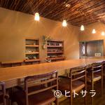 魚菜料理 縄屋 - 美味しい料理とお酒を自然に楽しめる空気感も魅力です