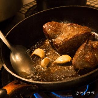 本場フランス仕込みの技と、絶やすことない料理への熱意