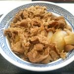 吉野家 - 料理写真:牛丼並