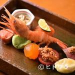 四季 粋花亭 - 酒肴と呼ぶに相応しき手の込んだ前菜を味わえる『本日の前菜盛り合わせ』