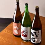 四季 粋花亭 - つくり手のこだわりが感じられる日本酒が楽しめる