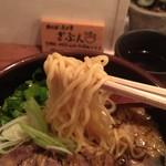 66050579 - 麺アップ