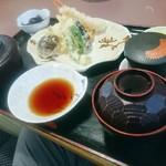 66051127 - 天ぷら定食