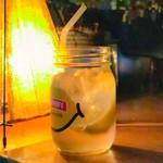 カーム カフェ - 生搾りレモンスカッシュ!¥750(ノンアルver.¥550)