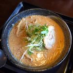 もちもちの木 - 料理写真:味噌ラーメン 780円