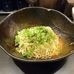 66052716 - 汁なし担々麺・3辛(580円)