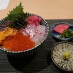 ぎをん 遠藤 - 海鮮丼