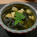 ぎをん 遠藤 - 若竹煮