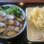 丸亀製麺 - 天ぷら@150セットで