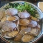 丸亀製麺 - あさりうどん@590