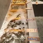 奧山安蔵商店 シーフードグリル -