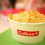 カルビープラス - ポテチ まろやかのり醤油