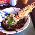盛喜 - 天ぷらそば有頭海老800円