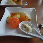 NS - 野菜のグリル