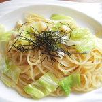 NS - ホタテと野菜のペペロンチーノ
