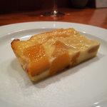 ビストロ ラングドシャ - 【ビストロ ラングドシャ】デザート・安納芋のクラフティ