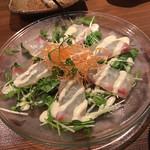 ささや - 鯛のカルパッチョ(???円)