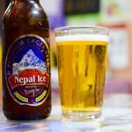 ハイドラバッド - ネパールアイスビール@税込600円:ついつい…