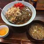 名物スタ丼のお店 - 料理写真: