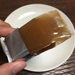 丹波家柿羊羹本舗 - 料理写真:柿羊羹