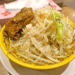 野郎ラーメン - 今回は「鶏G郎」780円を注文しました!